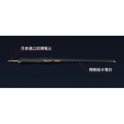 Galaxy Tools Panel Line Accent Pen T07