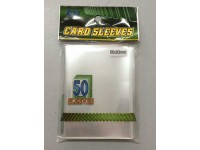 RS Transparent Card Sleeve 1 Pack 50 Sheets 69x94mm