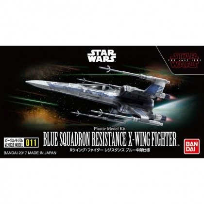 Blue Squadron Resistance W-Wing Fighter (Vehicle Model 011)