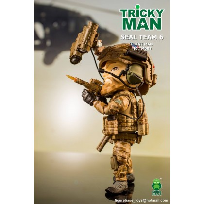 TM003 Trickyman - SEAL Team 6 Pointman