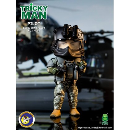 TM004 Trickyman - 160th SOAR Night Stalkers Pilot