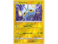 Pokemon SM8 Chinchou - 73/214 - Common Reverse Holo