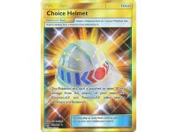 Pokemon SM8 Choice Helmet - 229/214 - Secret Rare