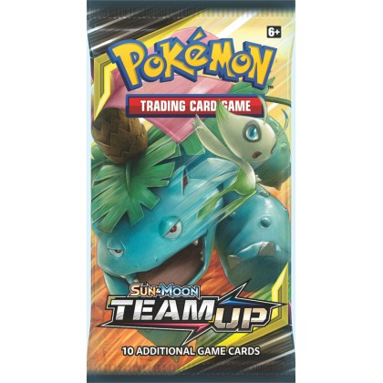 Pokemon TCG SM9 Team Up Booster Pack