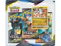 Pokemon TCG SM9 Team Up 3 Pack Promo Blister