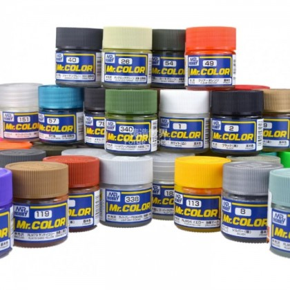 MR.HOBBY MR.COLOR PAINT C1-C25