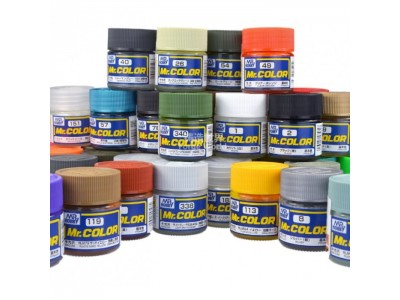 MR.HOBBY MR.COLOR PAINT C26-C49