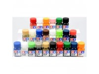 Tamiya Color Enamel Paint (Gloss) X1-X24