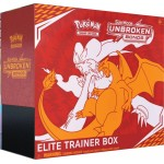 Preorder Pokemon Unbroken Bonds SM10 Elite Trainer Box 3/5/2019
